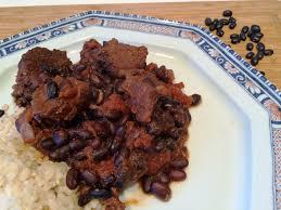 cuisiner mexicain ragout mexicain de boeuf aux haricots noirs envie de cuisiner