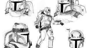 skull wars a stormtrooper and boba fett from u0027star wars