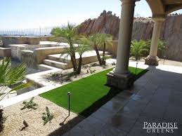 Lawn Free Backyard Synthetic Grass Lawn Company In Scottsdale Arizona