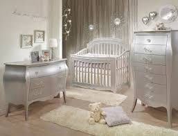 Nursery Crib Furniture Sets Natart 3 Nursery Set In Silver Crib 3 Drawer