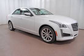 2015 cadillac cts turbo used 2017 cadillac cts 2 0l turbo luxury 4d sedan in colorado