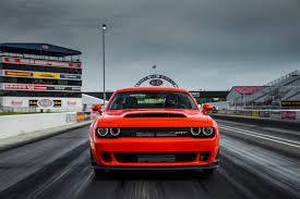 dodge challenger demon 2018 dodge challenger srt demon first drive exercising demons