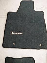 lexus gx rubber floor mats used lexus floor mats u0026 carpets for sale page 11