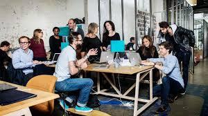 bureau a partager coworking espace de travail partagé l express l entreprise