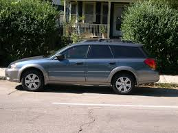 blue subaru outback 2007 2005 subaru outback information and photos zombiedrive