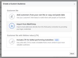 target black friday hack 5 ways to hack facebook u0027s custom audiences for big payoffs