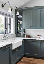 green kitchen cabinets white countertops all the what s why s how much s of the portland kitchen