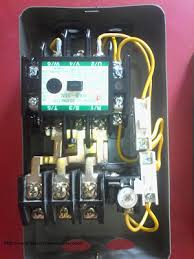 how to wire contactor and overload relay contactor wiring