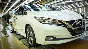 nissan leaf apple carplay nissan leaf manufacturing nissan production and assembly how