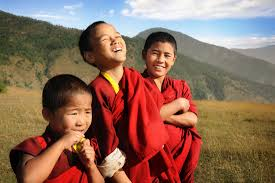happy novice monks david lazar