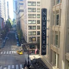 nordstrom downtown seattle seattle central business district