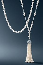 pearl necklace tiffany images Tiffany pearl necklace from the great gatsby collection jpg