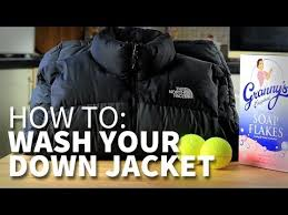 How To Wash A Feather Comforter How To Wash Your Down Jacket E Outdoor Co Uk Youtube