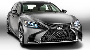 xe lexus sedan lexus ls 2018 lexus ls 500 interior and exterior youtube