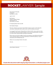 6 incident report letter incident report