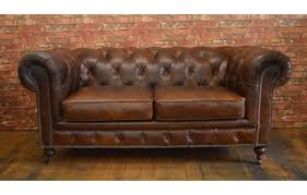 Leather Chesterfields Sofas Leather Chesterfield Sofa For Sale Home And Textiles