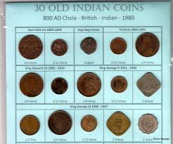 Decimal House Coin House Premium Collection Of 30 Old Indian Coins Chola