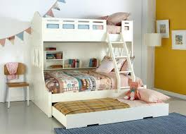 Bunk Beds Cheap White Bunk With Trundle Ideas Cheap Sets Wooden