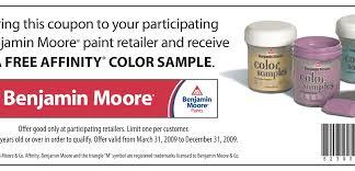 mommy u0027s wish list free benjamin moore paint sample