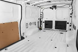 nissan nv2500 high roof 2012 nissan nv2500 rear seats interior photo automotive com