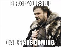 After Christmas Meme - every single day after christmas im working in a contact centre