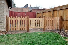 Fencing Ideas For Small Gardens Exciting Small Fence For Garden Modest Decoration Small Garden