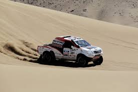 rally dakar stage 7
