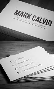 Creative Names For Interior Design Business Clean Simple Business Card Design Design Business Cards