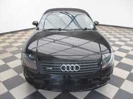 audi tt m used audi tt 1 8t roadster m t for sale