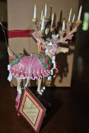 krinkles patience brewster 2 turtle doves ornament 12 day