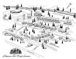 Wright State University Map by Mukogawa Fort Wright Institute