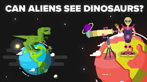 how long does it take to travel a light year images Could aliens 65 million light years away from earth see dinosaurs jpg