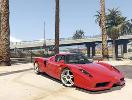 ferrari enzo ferrari enzo add on replace gta5 mods com