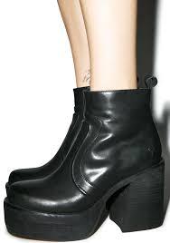 windsor smith windsor smith lucky boots dolls kill