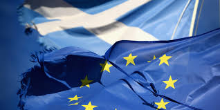 The European Flag Skye Councillors In Full Support Of Eu Citizens Following Brexit