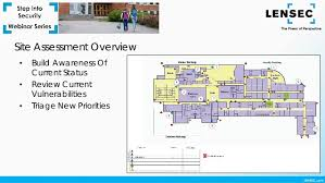 Security Floor Plan Step Into Security Webinar Planning For Security Technology Upgrades