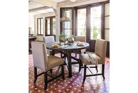 Building Dining Room Table Jaxon Round Extension Dining Table Living Spaces