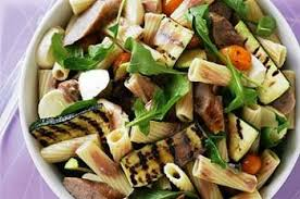 salade de pâtes aux légumes grillés recettes de cuisine italienne