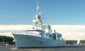 royal canadian navy home