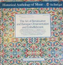 various the of renaissance and baroque ornamentation and