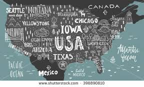 aa road map usa iowa road map stock images royalty free images vectors