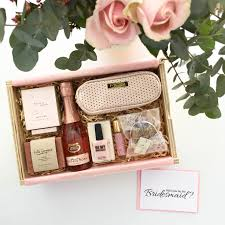bridesmaid boxes bridesmaid gift box filled the bridal box co bridal party