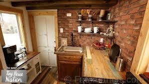 kitchen backsplash brick home design ideas