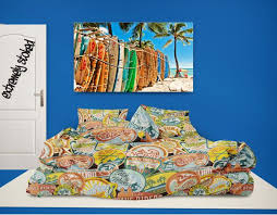 Surfer Comforter Sets Surfer Bedding Motocross Bedding Kids Bedding Organic