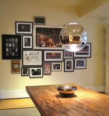 dining room wall ideas lovely photo collage frame decorating ideas gallery in dining room