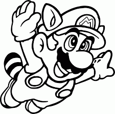 toad coloring pages from super mario kids coloring