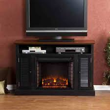 Tv Stands With Electric Fireplace Sei Antebellum Electric Fireplace Media Tv Stand Review December