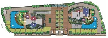 Petronas Towers Floor Plan by Overview Oval Kuala Lumpur