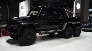 mercedes truck 6x6 700 hp brabus 6x6 classified as commercial truck in china is