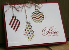 deck the halls holiday tree lights card christmas messages card
